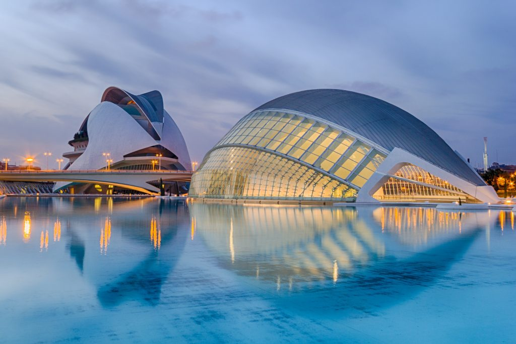 72 hours in: Valencia