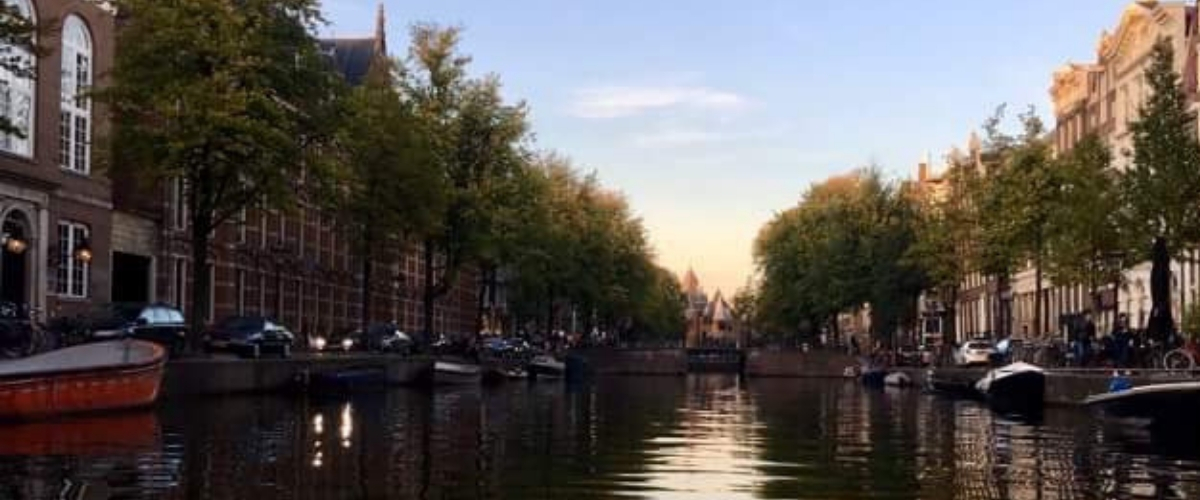 72 hours in: Amsterdam