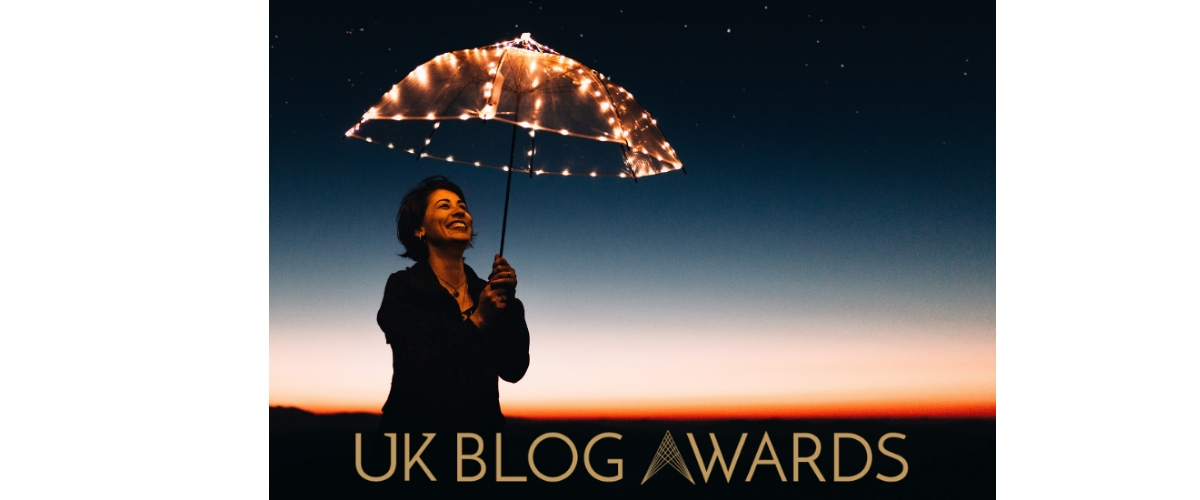 UK Blog Awards 2019 Shortlisted for 2 awards