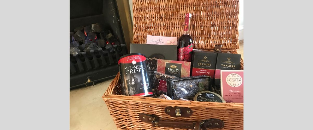 The ultimate gift for Christmas 2019: A Christmas Hamper